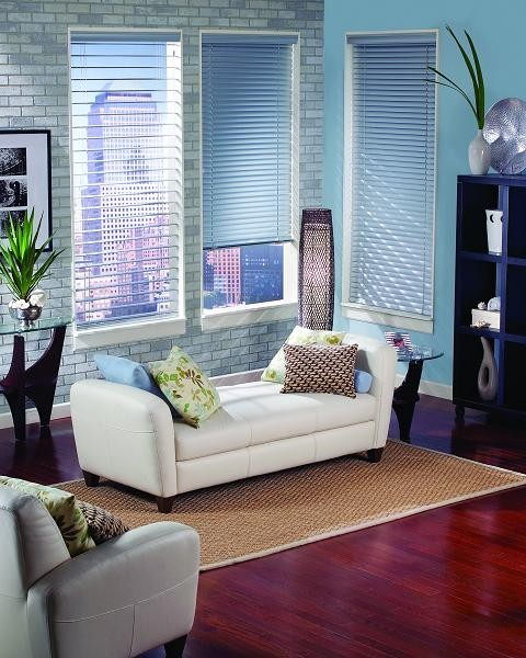 Aluminum venetian blinds - Enhances modern decor - Contemporary Looks