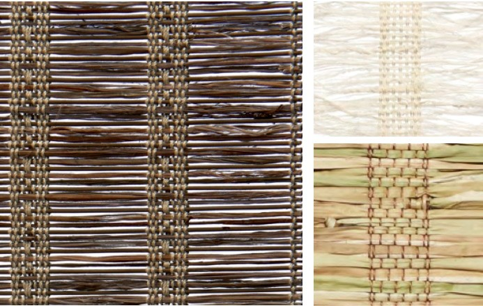Blind Natural Shade Grass — Grassweave design and softness of reeds provides an elegant allure to your window coverings - beautiful feel