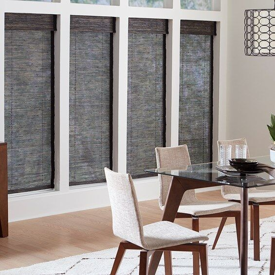 Bamboo Blind No Liner — Liner is recommended; however, you may choose to not use the liner for window shades that don't get direct sunlight